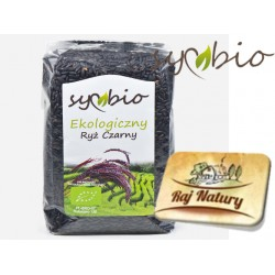 Ryż czarny 500g Symbio