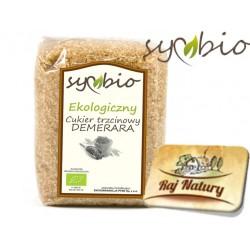 Cukier trzcinowy 1kg Symbio