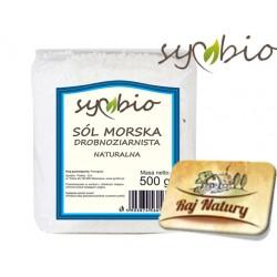 Sól morska 500g SYMBIO
